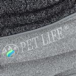 View Image 7 of Pet Life ACTIVE 'Chase Pacer' Performance Full Body Dog Warm Up - Charcoal Gray