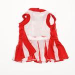 View Image 2 of Alabama Crimson Tide Cheerleader Dog Dress