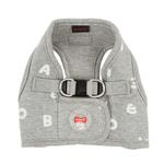 View Image 1 of Algo Dog Harness Vest by Puppia - Gray