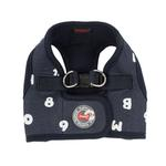 View Image 1 of Algo Dog Harness Vest by Puppia - Navy