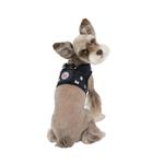 View Image 2 of Algo Dog Harness Vest by Puppia - Navy