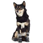View Image 2 of All-Terrain Dog Booties - Charcoal