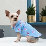View Image 11 of Summer Beach Dog Shirt by Dogo
