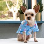 View Image 10 of Summer Beach Dog Shirt by Dogo