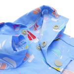 View Image 5 of Summer Beach Dog Shirt by Dogo