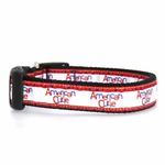 View Image 1 of American Cutie Dog Collar