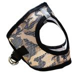 View Image 3 of American River Camo Choke Free Dog Harness by Doggie Design - Brown