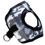 View Image 3 of American River Camo Choke-Free Dog Harness by Doggie Design - Gray