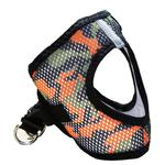 View Image 3 of American River Camo Choke Free Dog Harness by Doggie Design - Orange