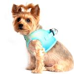 View Image 2 of American River Choke-Free Dog Harness by Doggie Design - Aruba Blue Ombre