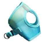 View Image 5 of American River Choke-Free Dog Harness by Doggie Design - Aruba Blue Ombre