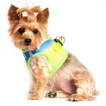 View Image 2 of American River Choke-Free Dog Harness by Doggie Design - Cobalt Sport Ombre