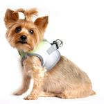 View Image 2 of American River Choke-Free Dog Harness by Doggie Design - Limestone Gray Ombre