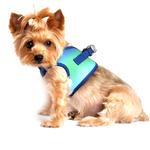View Image 2 of American River Choke-Free Dog Harness by Doggie Design - Northern Lights Ombre