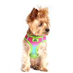 View Image 1 of American River Choke-Free Dog Harness by Doggie Design - Rainbow Ombre