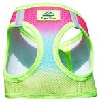 View Image 3 of American River Choke-Free Dog Harness by Doggie Design - Rainbow Ombre
