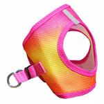 View Image 4 of American River Choke-Free Dog Harness by Doggie Design - Raspberry and Orange Sorbet Ombre