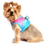 View Image 2 of American River Choke-Free Dog Harness by Doggie Design - Sugar Plum Ombre