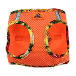 View Image 4 of American River Hawaiian Trim Choke-Free Dog Harness by Doggie Design - Sunset Orange