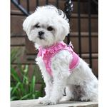 View Image 4 of American River Choke-Free Dog Harness by Doggie Design - Pink Polka Dot