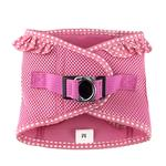 View Image 2 of American River Choke-Free Dog Harness by Doggie Design - Pink Polka Dot