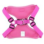 View Image 3 of Wrap and Snap Choke Free Dog Harness by Doggie Design - Candy Pink