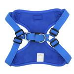 View Image 3 of Wrap and Snap Choke Free Dog Harness by Doggie Design - Cobalt Blue