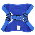 View Image 3 of Wrap and Snap Choke Free Dog Harness by Doggie Design - Hawaiian Blue