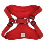 View Image 3 of Wrap and Snap Choke Free Dog Harness by Doggie Design - Tahiti Red