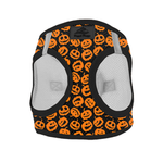 View Image 1 of American River Choke Free Dog Harness Holiday Line - Halloween Jack-o-Lanterns