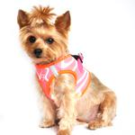 View Image 1 of American River Choke Free Dog Harness Neon Sport Collection by Doggie Design - Iridescent Pink