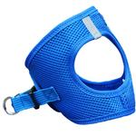 View Image 2 of American River Ultra Choke-Free Mesh Dog Harness by Doggie Design - Cobalt Blue