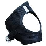 View Image 3 of American River Ultra Choke-Free Mesh Dog Harness by Doggie Design - Black