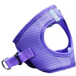 View Image 3 of American River Ultra Choke-Free Mesh Dog Harness by Doggie Design - Purple