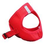 View Image 3 of American River Ultra Choke-Free Mesh Dog Harness by Doggie Design - Red