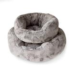 View Image 1 of Amour Dog Bed by Hello Doggie - Taupe