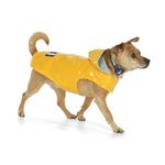View Image 3 of Bone Nantucket Dog Slicker by Up Country - Yellow