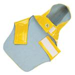 View Image 2 of Bone Nantucket Dog Slicker by Up Country - Yellow