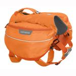 View Image 1 of Approach Dog Pack by RuffWear - Orange Poppy
