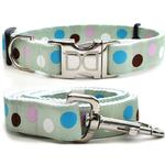 View Image 1 of Metro Dog Collar and Leash Set by Diva Dog