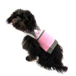 View Image 1 of Argyle Dog Sweater by Hip Doggie - Pink