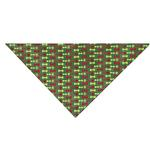 View Image 2 of Aria Holiday Bones Dog Bandana