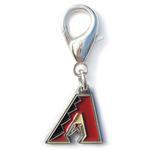 View Image 1 of Arizona Diamondbacks Logo Dog Collar Charm