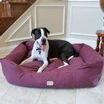 View Image 1 of Armarkat Pet Bed - Burgundy