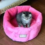 View Image 1 of Armarkat Pet Bed - Pink