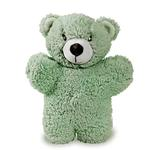 View Image 1 of Aromadog Fleece Bear Dog Toy - Green