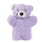 View Image 1 of Aromadog Fleece Bear Dog Toy - Purple