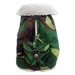 View Image 1 of Aspen Dog Parka - Camo