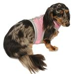 View Image 3 of Athletic Mesh Dog Vest Harness - Pink