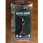 View Image 2 of Atlanta Braves Logo Dog Collar Charm
